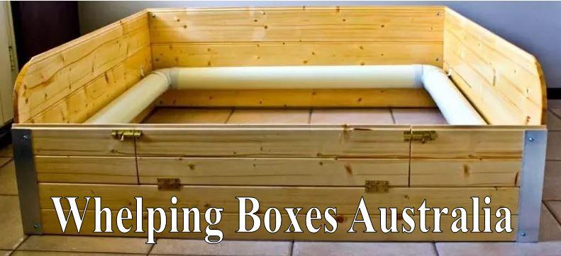 Whelping Boxes Australia